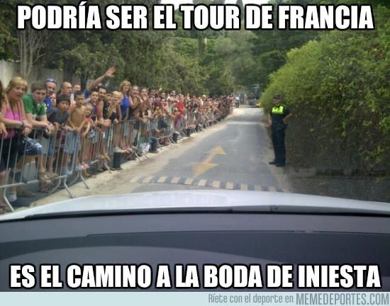 9603 - Podría ser el Tour de Francia