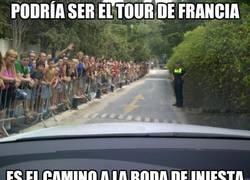 Enlace a Podría ser el Tour de Francia