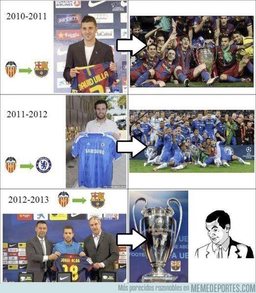 9733 - Eso por eso que este año le vuelve a tocar al Barça