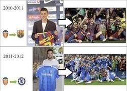 Enlace a Eso por eso que este año le vuelve a tocar al Barça