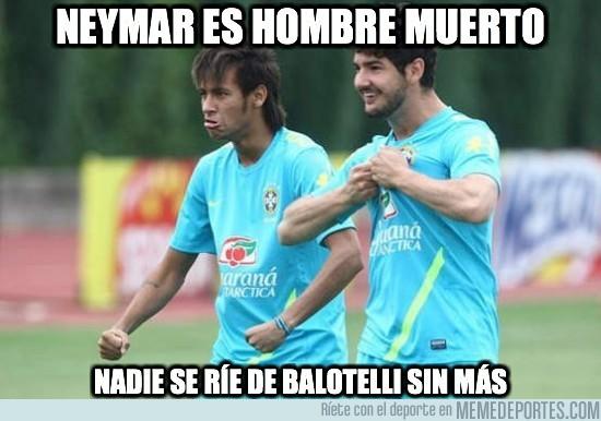 9883 - Neymar es hombre muerto