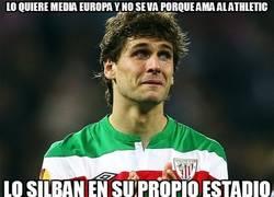 Enlace a Lo quiere media Europa y no se va porque ama al Athletic