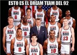 Enlace a Esto es el Dream Team del 92