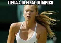 Enlace a Llega a la final olímpica