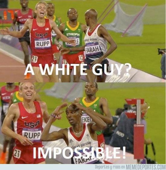 15063 - ¿Un blanco? ¡Imposible!