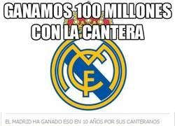 Enlace a Ganamos 100 millones con la cantera
