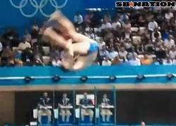 Enlace a Peor salto de trampolín