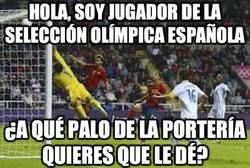Enlace a Hola, soy jugador de la selección olímpica española