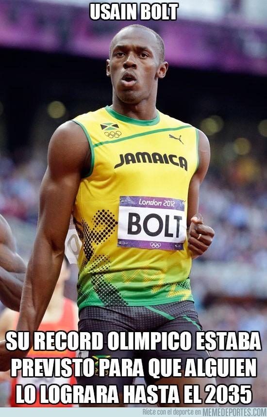 15662 - Usain Bolt
