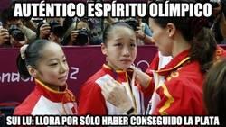 Enlace a Verdadero espíritu olímpico