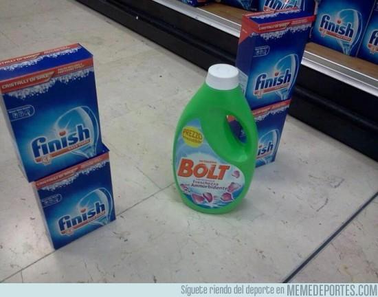 15875 - Bolt, ganando limpiamente