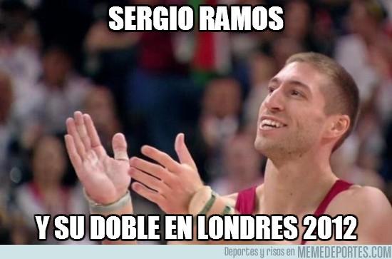 16036 - El doble de Sergio Ramos