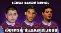 Enlace a Bad luck mexicans