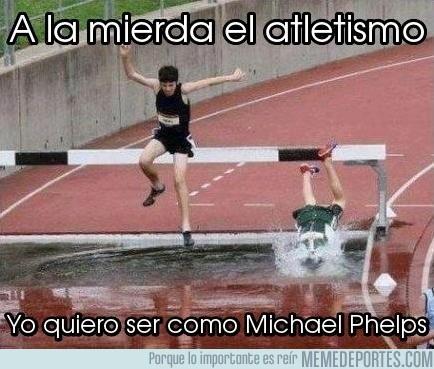 16504 - Quiero ser como Michael Phelps