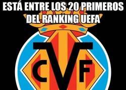 Enlace a Está entre los 20 primeros del ranking UEFA