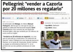 Enlace a Rebajas Málaga C.F.