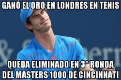 Enlace a Ganó el oro en Londres en tenis
