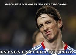 Enlace a Primer gol de Torres