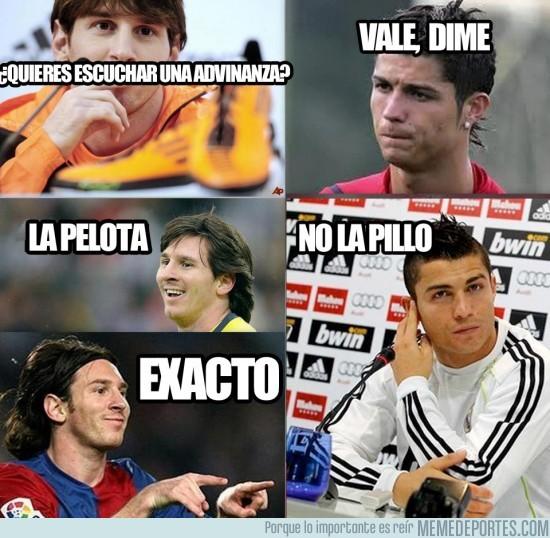 18169 - Las adivinanzas de Messi
