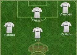 Enlace a La alineación del Real Madrid en la supercopa