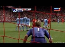 Enlace a Golazo de Luis Suárez a el Manchester City