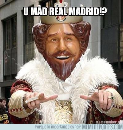 18770 - U mad, Real Madrid?