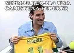 Enlace a Neymar, no eres tan conocido como te piensas