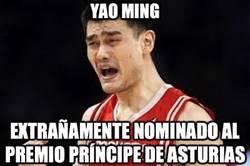 Enlace a Yao Ming