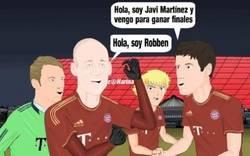 Enlace a Pues con Robben la llevas clara, Javi