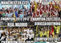 Enlace a ¿Cómo veis estos grupos de Champions?