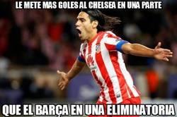Enlace a Le mete más goles al Chelsea en media parte