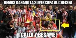 Enlace a Hemos ganado la Supercopa al Chelsea