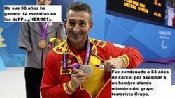 Enlace a No todos los deportistas son dignos de admiración...