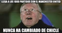Enlace a Llega a los 1000 partidos con el Manchester United