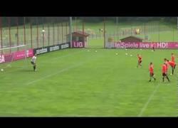 Enlace a VÍDEO: La rabona-volea de Robben