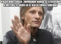 Enlace a Viggo Mortensen dixit