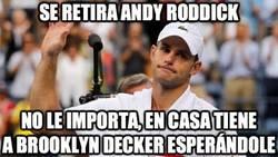 Enlace a Se retira Andy Roddick