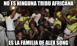 Enlace a No es una tribu africana