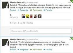 Enlace a Simplemente, Balotelli