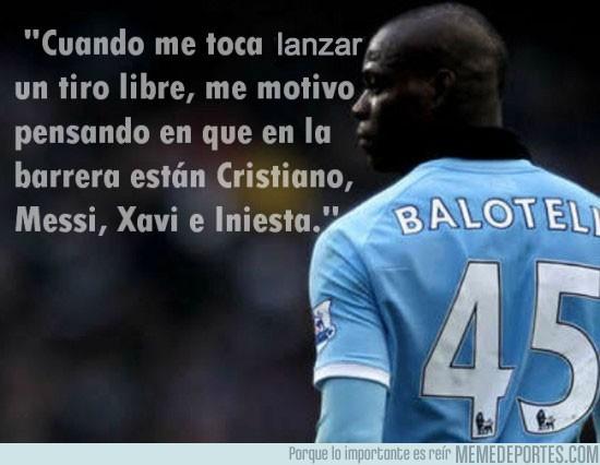 21845 - La motivación de Balotelli