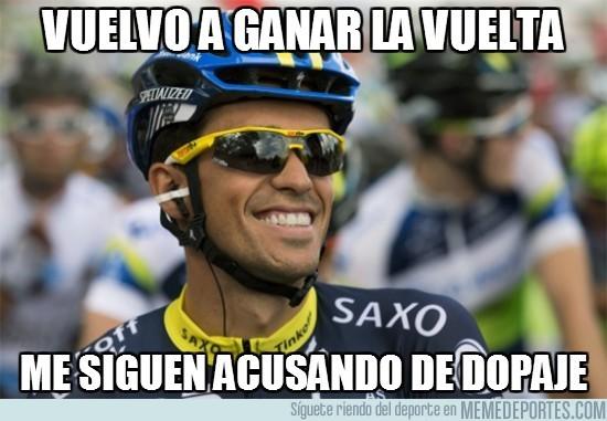 22003 - Vuelvo a ganar La Vuelta