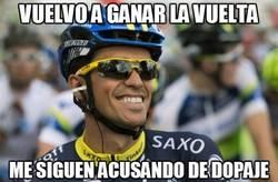 Enlace a Vuelvo a ganar La Vuelta
