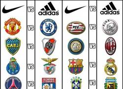 Enlace a Los verdaderos rivales son Nike y Adidas