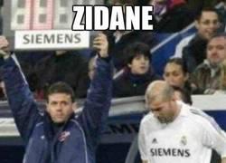 Enlace a Zidane