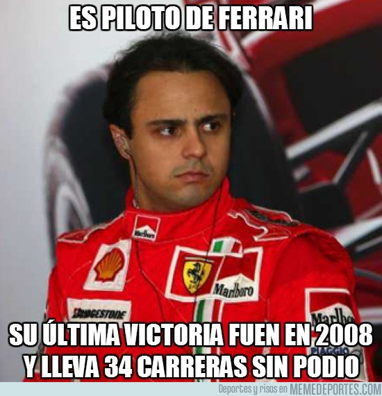 22210 - Es piloto de Ferrari