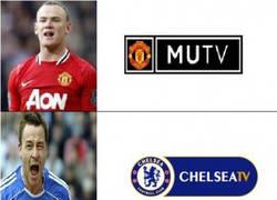 Enlace a El fútbol y sus canales de TV
