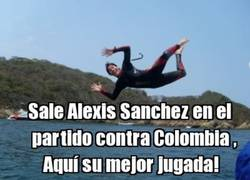 Enlace a Chile vs Colombia