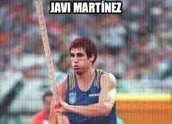 Enlace a ¿Fue así como Javi Martínez