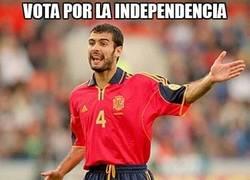 Enlace a Vota por la independencia