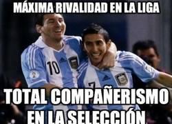 Enlace a Xavi y Casillas, el mejor ejemplo